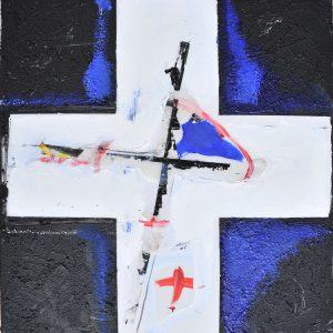 The Cross I, 2017